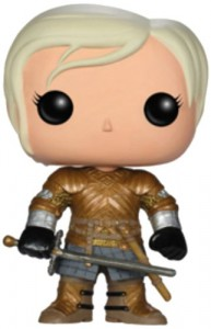8 - Brienne of Tarth Figure